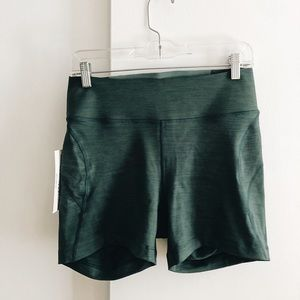 Outdoor Voices TechSweat 5 inch bike shorts